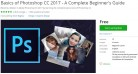 Udemy Coupon – Basics of Photoshop CC 2017 – A Complete Beginner's Guide