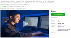 Udemy Coupon – Become a Successful Programmer Without a Degree