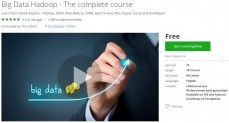 Udemy Coupon – Big Data Hadoop – The complete course