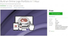 Udemy Coupon – Build an Online Logo Portfolio in 1 Hour