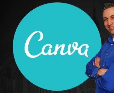 Udemy Coupon – Canva: Become a Graphic Designer in 1 Hour or Less