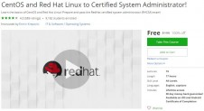 Udemy Coupon – CentOS and Red Hat Linux to Certified System Administrator!