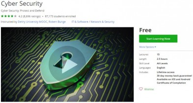 Udemy Coupon – Cyber Security