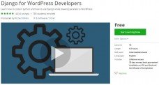 Udemy Coupon – Django for WordPress Developers