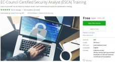 Udemy Coupon – EC-Council Certified Security Analyst (ESCA) Training