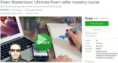 Udemy Coupon – Fiverr Masterclass: Ultimate Fiverr seller mastery course