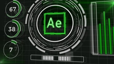Udemy Coupon – Futuristic HUD Animations in After Effects – Motion Graphics