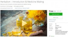 Udemy Coupon – Herbalism :: Introduction & Medicine Making