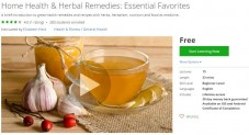 Udemy Coupon – Home Health & Herbal Remedies: Essential Favorites