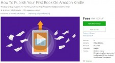 Udemy Coupon – How To Publish Your First Book On Amazon Kindle