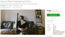Udemy Coupon – How to Play Contemporary Piano