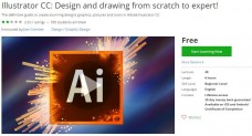 Udemy Coupon – Illustrator CC: Design and drawing from scratch to expert!