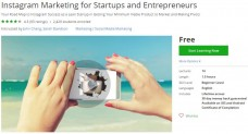 Udemy Coupon – Instagram Marketing for Startups and Entrepreneurs