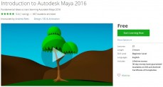 Udemy Coupon – Introduction to Autodesk Maya 2016