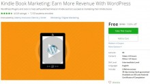 Udemy Coupon – Kindle Book Marketing: Earn More Revenue With WordPress