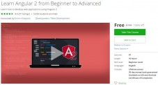 Udemy Coupon – Learn Angular 2 from Beginner to Advanced