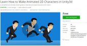Udemy Coupon – Learn How to Make Animated 2D Characters in Unity3d