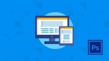 Learn Web Design In Photoshop By Practical Projects | Udemy