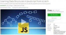 Udemy Coupon – Learning Data Structures in JavaScript from scratch