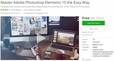 Udemy Coupon – Master Adobe Photoshop Elements 15 the Easy Way