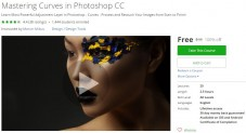 Udemy Coupon – Mastering Curves in Photoshop CC