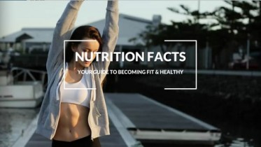 Udemy Coupon – Nutrition Facts: Your Guide To Becoming Fit & Healthy