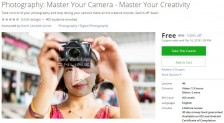Udemy Coupon – Photography: Master Your Camera – Master Your Creativity