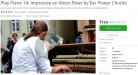 Udemy Coupon – Play Piano 14: Improvise on Moon River by Ear Power Chords