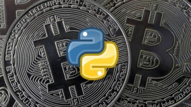 Udemy Coupon – Python & Cryptocurrency: Build 5 Real World Applications