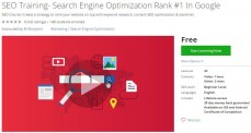 Udemy Coupon – SEO Training- Search Engine Optimization Rank #1 In Google
