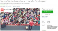 Udemy Coupon – Startup Pitching Crash Course – Learn To Pitch Properly