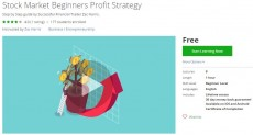 Udemy Coupon – Stock Market Beginners Profit Strategy