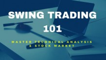 Udemy Coupon – Swing Trading 101 – Master Technical Analysis & Stock Market