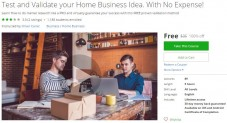 Udemy Coupon – Test and Validate your Home Business Idea. With No Expense!