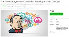 Udemy Coupon – The Complete Jenkins Course For Developers and DevOps
