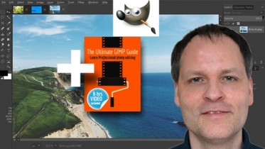 Udemy Coupon – The Ultimate GIMP Guide. Book included as sold on Amazon!