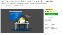 Udemy Coupon – The iOS 10 Developer Bootcamp: From Noob to paid Pro