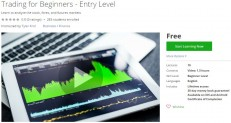 Udemy Coupon – Trading for Beginners – Entry Level
