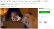 Udemy Coupon – Watch Live TV Channel Movies Sports on Android Phone Tablet