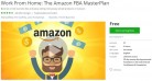 Udemy Coupon – Work From Home: The Amazon FBA MasterPlan