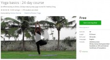 Udemy Coupon – Yoga basics : 24 day course