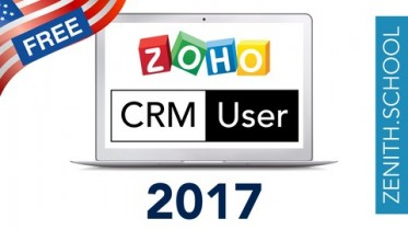 Udemy Coupon – Zoho CRM User: Learn How to Master Sales Process Workflows