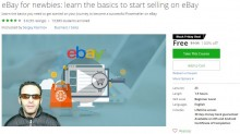 Udemy Coupon – eBay for newbies: learn the basics to start selling on eBay